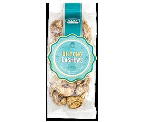 Biltong Cashews