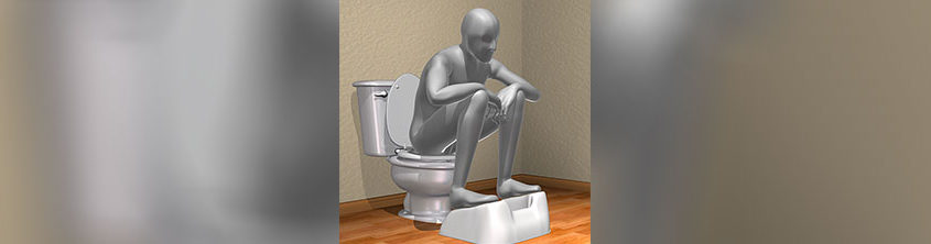 Beat constipation: Release bowel movements as soon as you feel the need