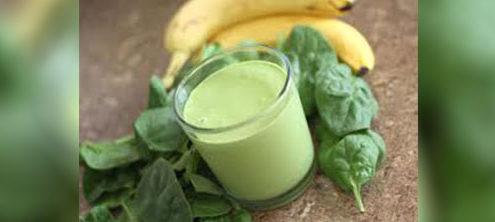 Recipe - Spinach Smoothie
